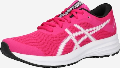 ASICS Running Shoes 'Patriot' in Raspberry / White, Item view