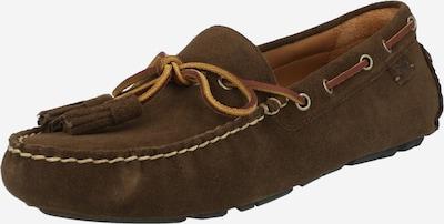 POLO RALPH LAUREN Mocasines en marrón, Vista del producto