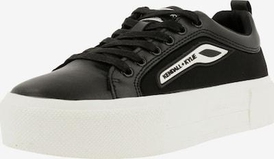 Kendall & Kylie Sneakers laag 'TOWNY' in de kleur Zwart, Productweergave