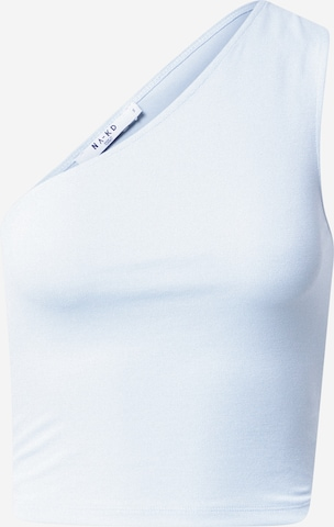 NA-KD Top in Blauw