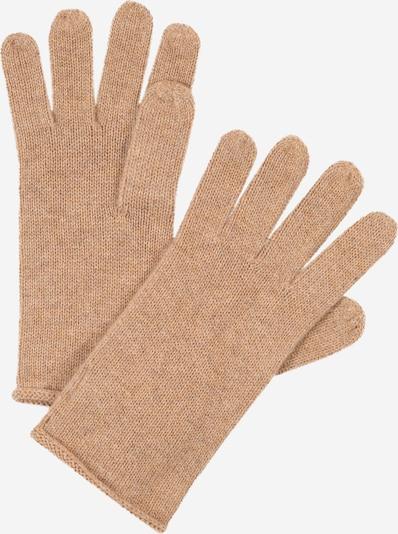 ESPRIT Full finger gloves in camel, Item view