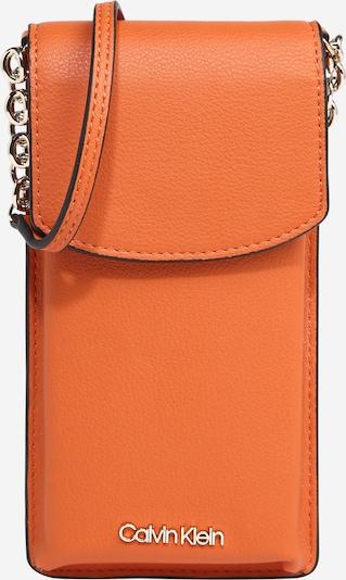 Calvin Klein Protection pour smartphone en orange, Vue avec produit