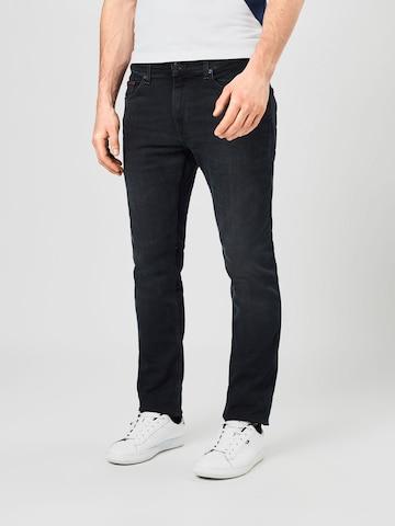 Tommy Jeans Jeans 'SCANTON' in Schwarz