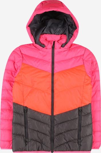 CMP Functionele jas in de kleur Sinaasappel / Pink / Zwart, Productweergave