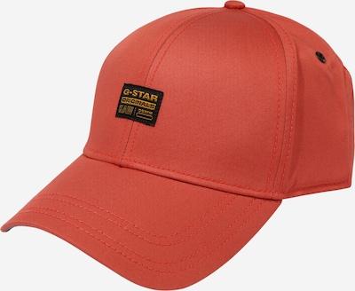 G-Star RAW Čiapka - zlatá žltá / melónová / čierna, Produkt