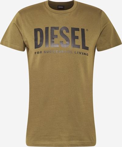 DIESEL Paita 'DIEGO' värissä tummansininen / oliivi, Tuotenäkymä