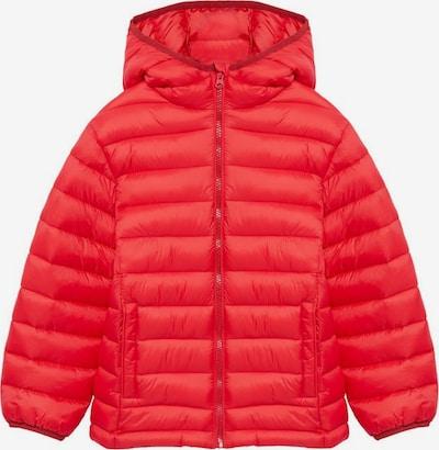 MANGO KIDS Winterjas 'Unico8' in de kleur Rood, Productweergave