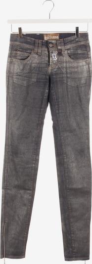Galliano Jeans in 24/38 in blau / gold, Produktansicht