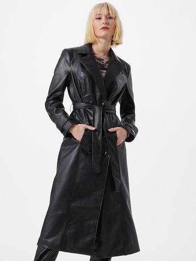 Bardot Prijelazni kaput u crna, Prikaz modela