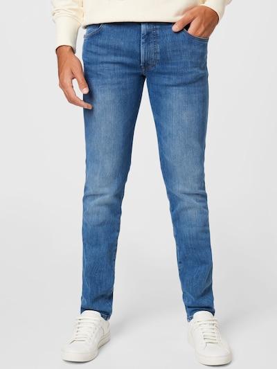 bugatti Džinsi, krāsa - zils džinss, Modeļa skats