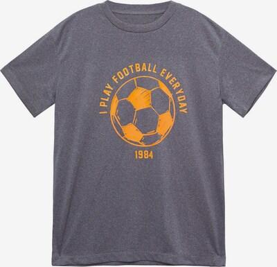 MANGO KIDS T-Shirt 'Benjamin' in gelb / grau, Produktansicht