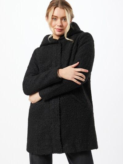 JDY Mantel 'Sonya' in schwarz, Modelansicht