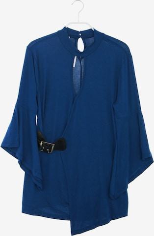 BODYFLIRT Top & Shirt in S-M in Blue