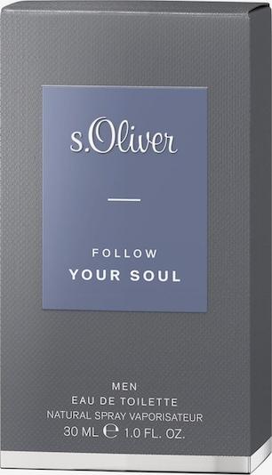 s.Oliver Eau de Toilette 'FOLLOW YOUR SOUL MEN' in transparent, Produktansicht