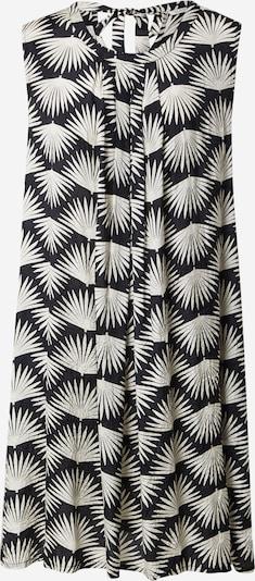 Masai Kleid 'Harper' in schwarz / weiß, Produktansicht