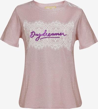 MYMO Shirt in de kleur Rosé: Vooraanzicht