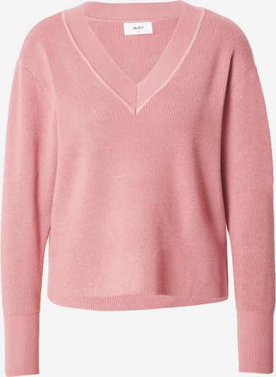 OBJECT Pullover in rosa, Produktansicht