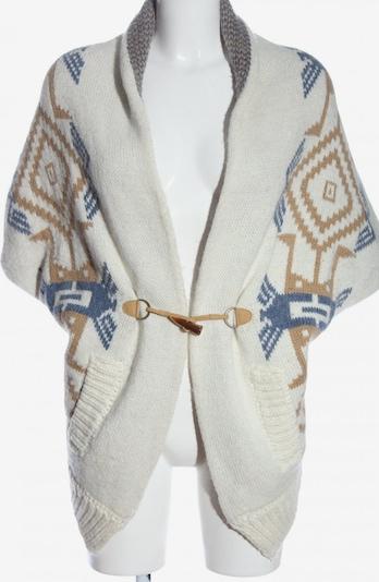 Tigerhill Cardigan in S in blau / braun / weiß, Produktansicht