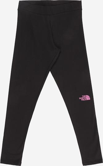 THE NORTH FACE Sportske hlače u roza / crna, Pregled proizvoda