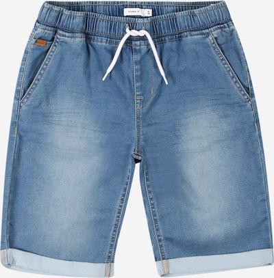 NAME IT Jean 'RYAN THAYERS' en bleu denim, Vue avec produit