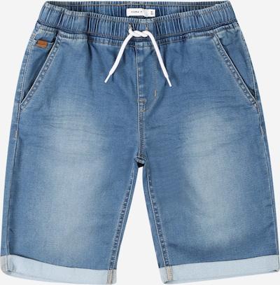 NAME IT Shorts 'Ryan' in blue denim, Produktansicht
