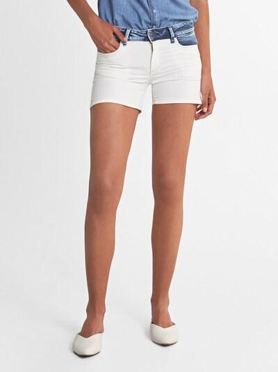 Salsa Jeans 'Wonder' in blau / weiß, Modelansicht