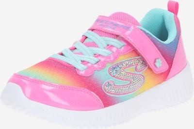 SKECHERS Sneaker in mischfarben / pink, Produktansicht