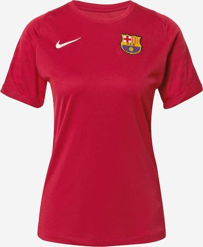 NIKE Αθλητική φανέλα 'FC Barcelona Strike' σε μπλε ουρανού / κίτρινο / κόκκινο / μαύρο / λευκό, Άποψη προϊόντος