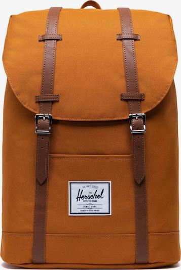 Kuprinė 'Retreat' iš Herschel , spalva - ruda / karamelės, Prekių apžvalga