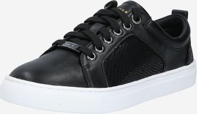 Dune LONDON Sneaker 'ESTEE' in schwarz / weiß, Produktansicht
