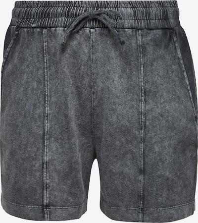 Q/S designed by Pantalon en gris foncé, Vue avec produit