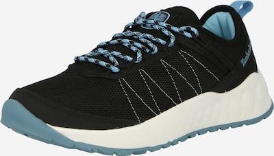 Pantofi cu șireturi sport 'Solar Wave Low Fabric Greenstride' TIMBERLAND pe turcoaz / negru, Vizualizare produs