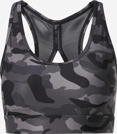 Marika Sport-BH 'CASSANDRA' in grau / dunkelgrau / schwarz, Produktansicht