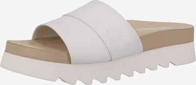 TIMBERLAND Pantolette 'Santa Monica Sunrise' in weiß, Produktansicht