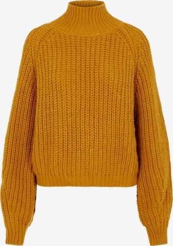 Y.A.S Pullover 'Dria' in Gelb