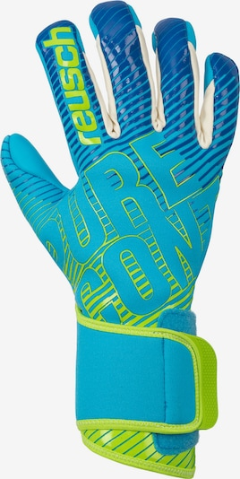 REUSCH Handschuh in blau, Produktansicht