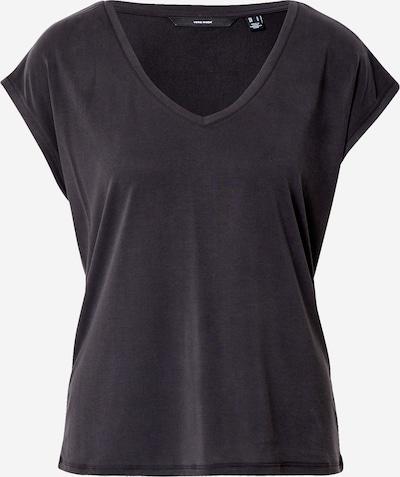 VERO MODA T-shirt 'Filli' en noir, Vue avec produit
