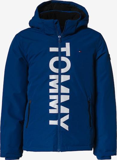 TOMMY HILFIGER Winterjas in de kleur Navy / Wit, Productweergave