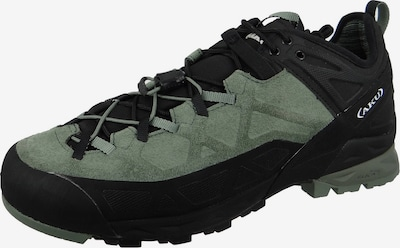 AKU Athletic Lace-Up Shoes in Olive / Black, Item view