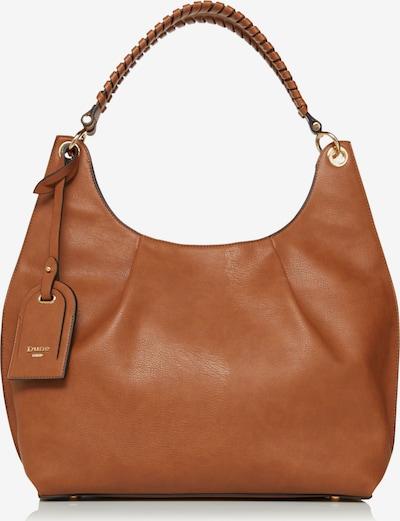 Dune LONDON Чанта за през рамо 'DERRY' в коняк, Преглед на продукта