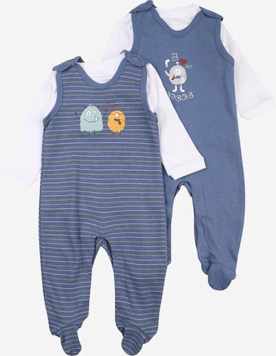 JACKY Dječji bodi u plava / miks boja / bijela, Pregled proizvoda
