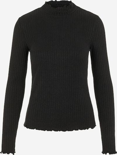 Noisy may Shirt 'BERRY' in de kleur Zwart, Productweergave