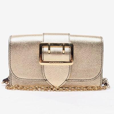 BURBERRY Abendtasche in S in gold, Produktansicht