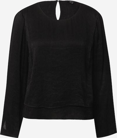 OPUS Blouse 'Flisse' in de kleur Zwart, Productweergave
