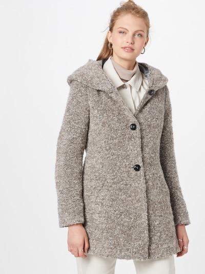 GIL BRET Mantel in braunmeliert, Modelansicht