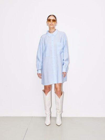 Bluză 'Heike' LeGer by Lena Gercke pe albastru deschis, Vizualizare model