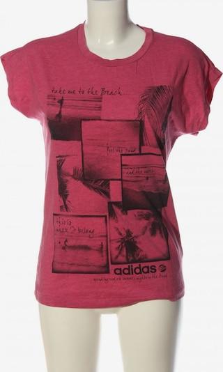 ADIDAS NEO T-Shirt in M in pink / schwarz, Produktansicht