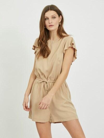 VILA Overal - béžová, Model/-ka