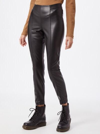 ONLY Leggings 'ONLTea' en negro, Vista del modelo