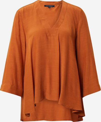FRENCH CONNECTION Bluse 'ANTUCA' in cognac, Produktansicht